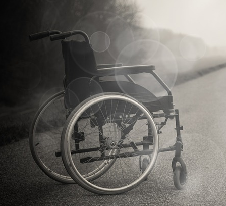 Rollstuhl Treppenlift