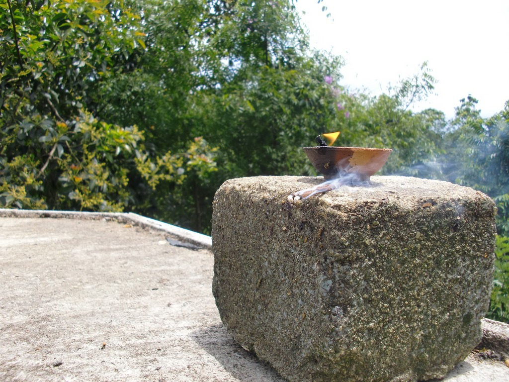 Räuchergefäß aus Stein
