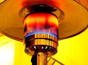 Hochwertiger Terrassenheizer Gas
